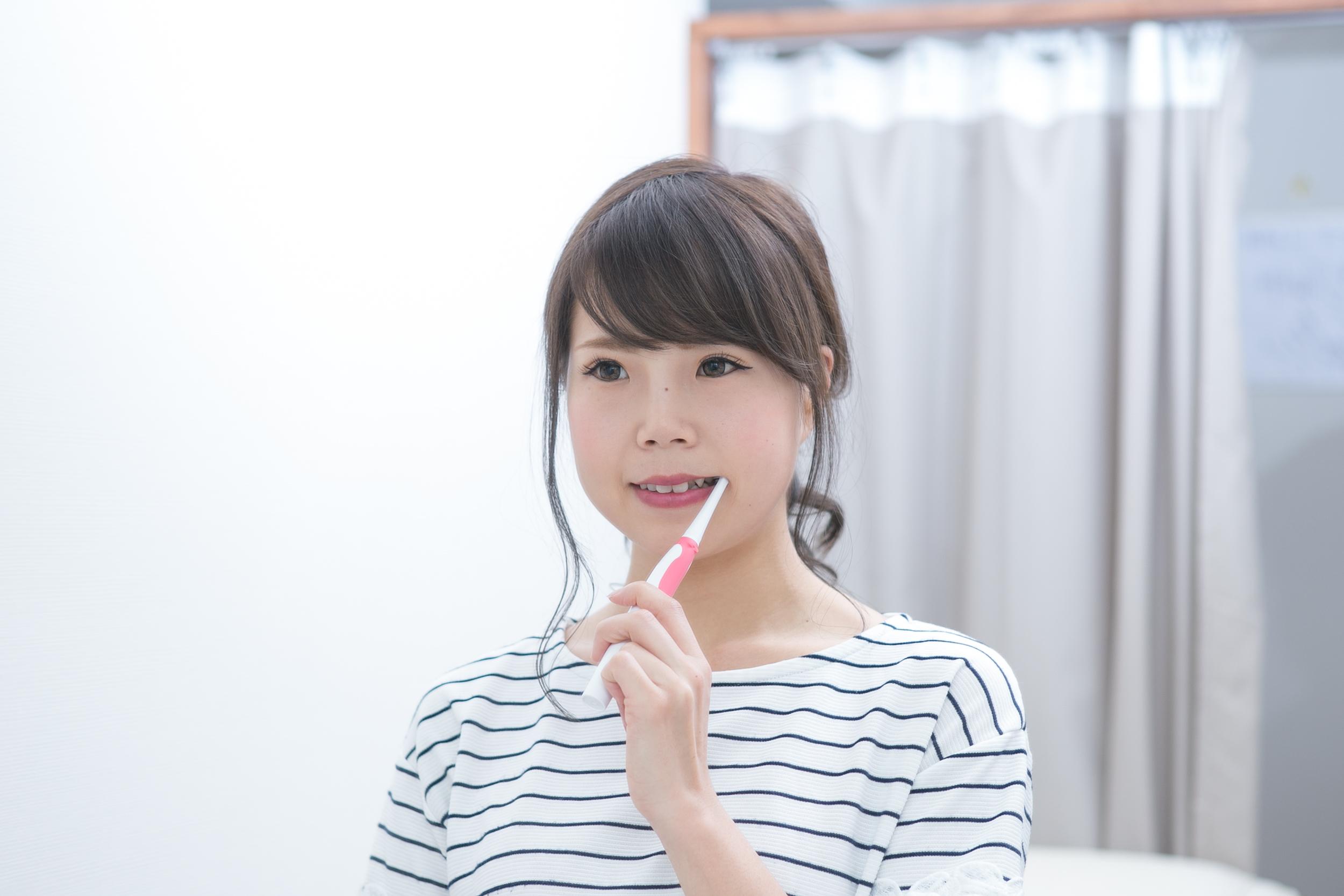 歯の白さを保つコツ。~歯磨き編~
