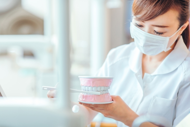 歯茎にはたくさんのツボが!【歯茎マッサージでアンチエイジング&美肌になれる】!歯磨きついでに1日1回!